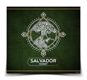 SALVADOR HONEY - Cafés Brand